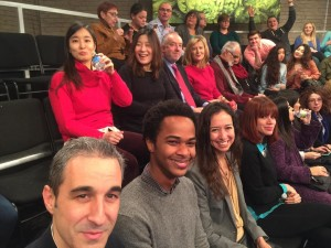 2016 January ABC's Foodie Talkshow THE CHEW